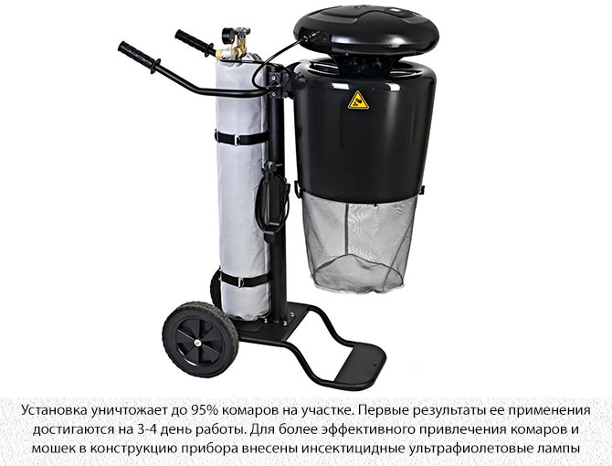 Аппарат от комаров AERO ONE