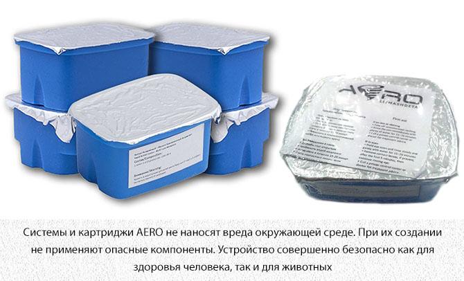 Сменный картридж Octenol от производителя AERO
