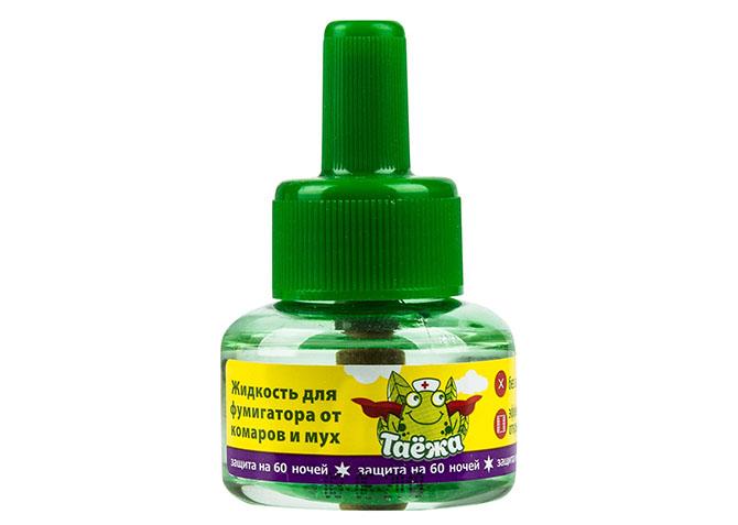 Жидкость от комаров Таежа