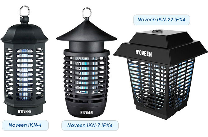 Инсектицидные лампы Noveen IKN