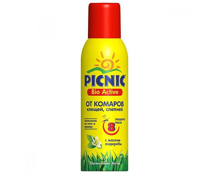 Аэрозоль Picnic Bio Active